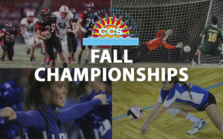 CIF Central Coast Fall Championships