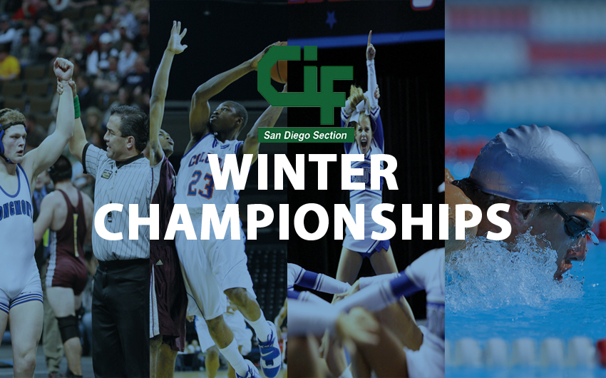 CIF San Diego Winter Championships