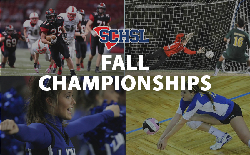 South Carolina Fall Championships