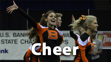 Mississippi Cheer & Dance Championships