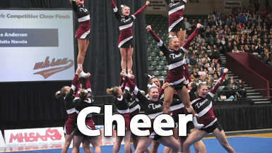 Michigan Cheerleading Championships
